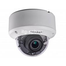 DS-2CE56H5T-AVPIT3Z(2.8-12 mm)-5Мп уличная купольная HD-TVI каме