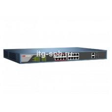 DS-3E0318P-E-неуправляемый 18-канальный PoE-коммутатор Hikvision