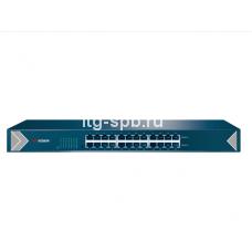 DS-3E0524-E-сетевой коммутатор на 24 PoE-портов Hikvision