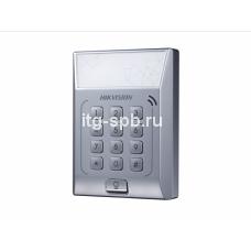 DS-K1T801E-Терминал доступа со встроенным считывателем EM карт H