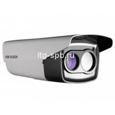 DS-2TD2235D-50 IP-камера с тепловизионным модулем и ИК-подсветко