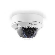 DS-2CD2742FWD-IS-купольная вандалозащищенная IP-камера Hikvision