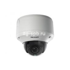 DS-2CD4585F-IZH-купольная IP-видеокамера разрешения 4К Hikvision