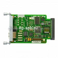 VWIC2-2MFT-T1/E1