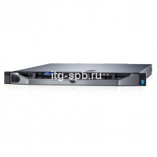 Dell PowerEdge R330 Celeron G3900 4GB 500GB Rack Server