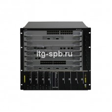 Huawei S7706 Chassis with 2*SRUE, Basic Software (ES1Z06ENCE00)