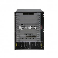 Huawei S7712 Chassis with 2*SRUE, Basic Software (ES1Z12ENCE00)