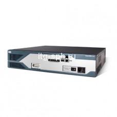 C2821-25UC-VSEC/K9